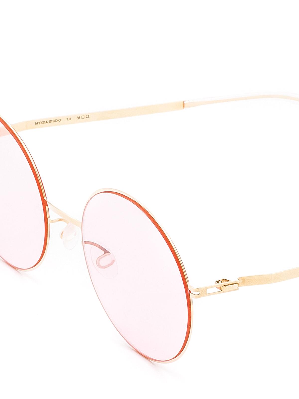 d93558146bc Mykita - Studio 7.3 oval-shaped sunglasses - sunglasses - STUDIO7313