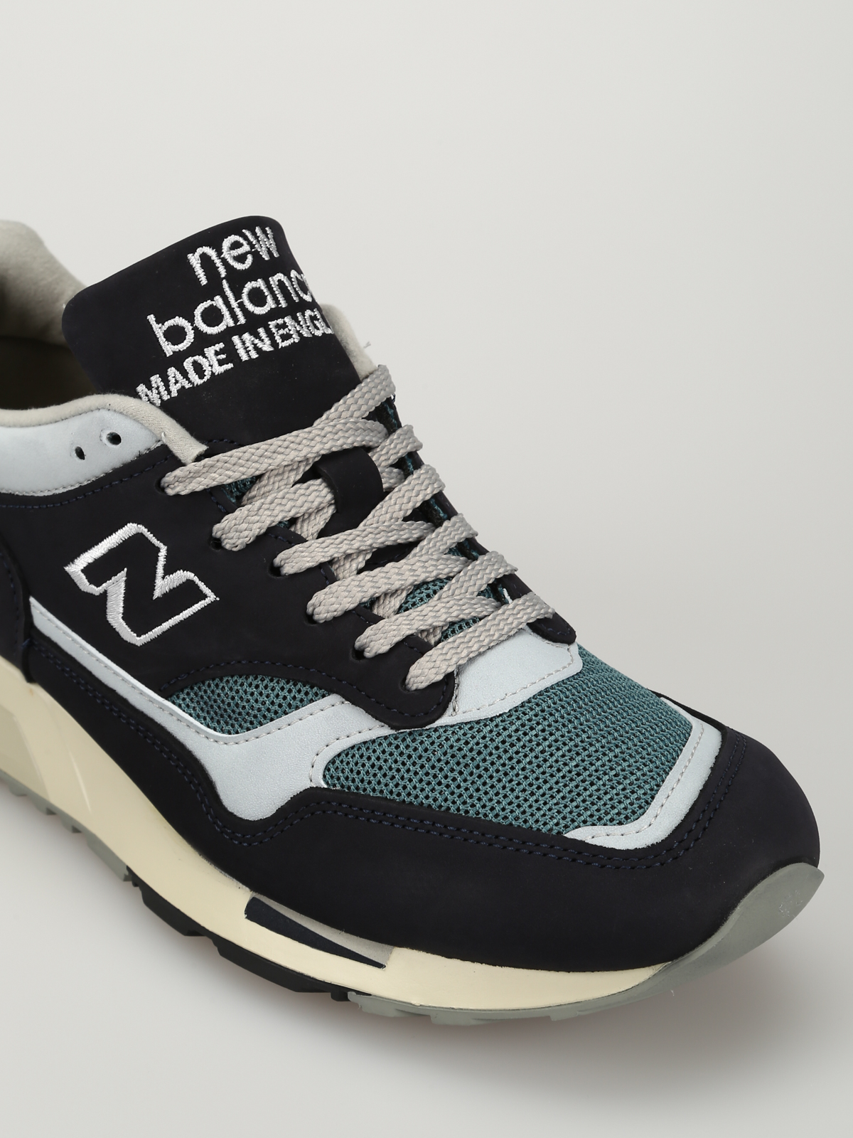 newest d229d 6d957 New Balance - Classic 1500 leather and mesh sneakers ...