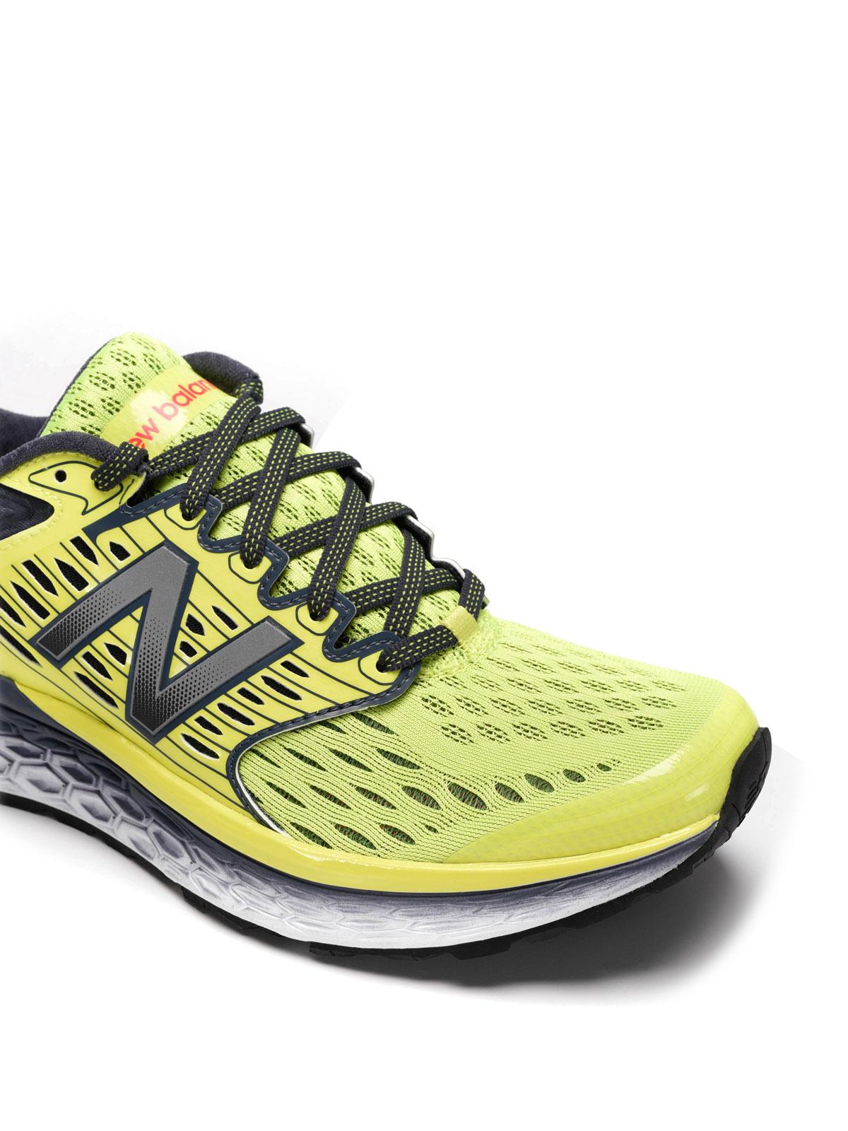 Sneakers New Balance - Scarpe da corsa in tecno-tessuto - M1080GY6