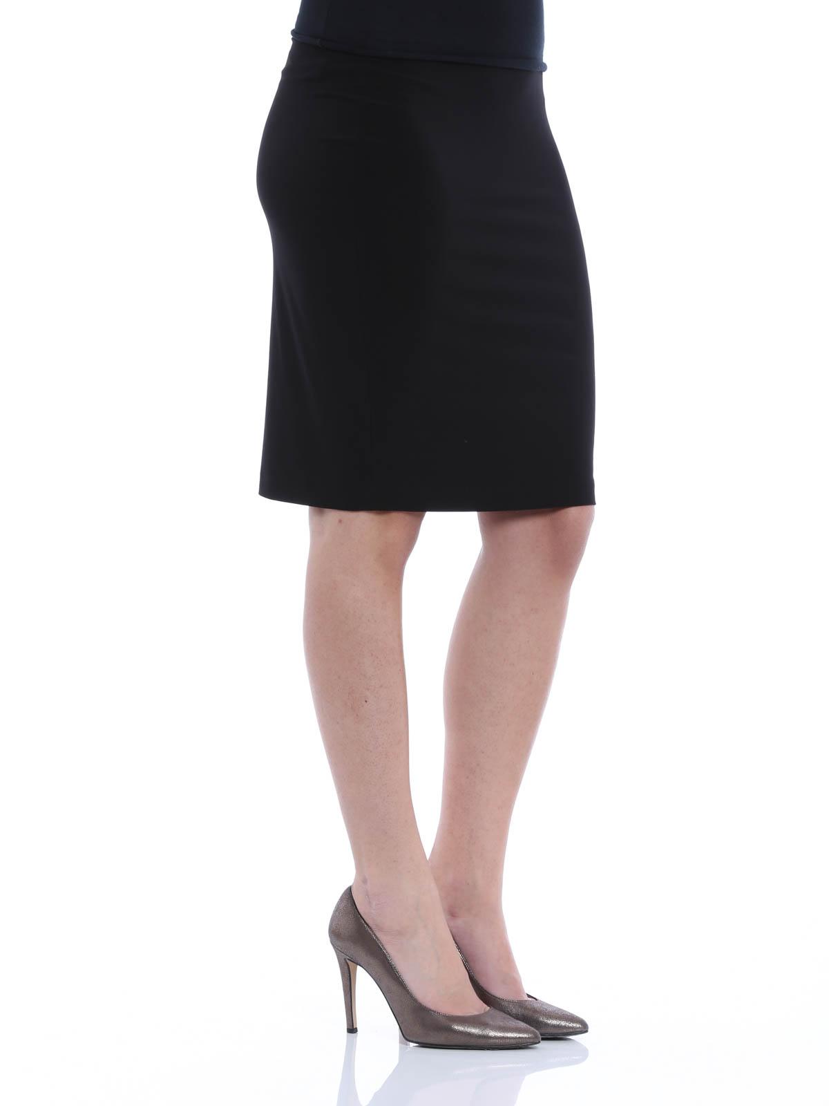 SKIRTS - Knee length skirts Norma Kamali Clearance Brand New Unisex nw7R5E