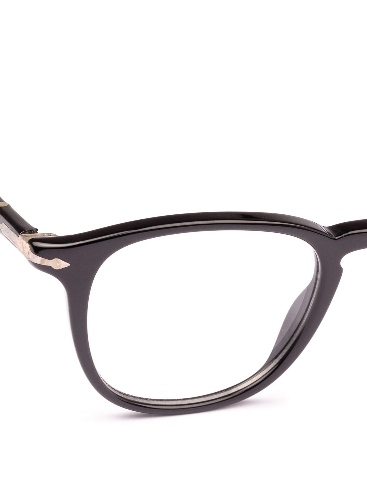 3afa0c2cab Persol - Galleria 900 black eyeglasses - glasses - PO 3143V 95 ...
