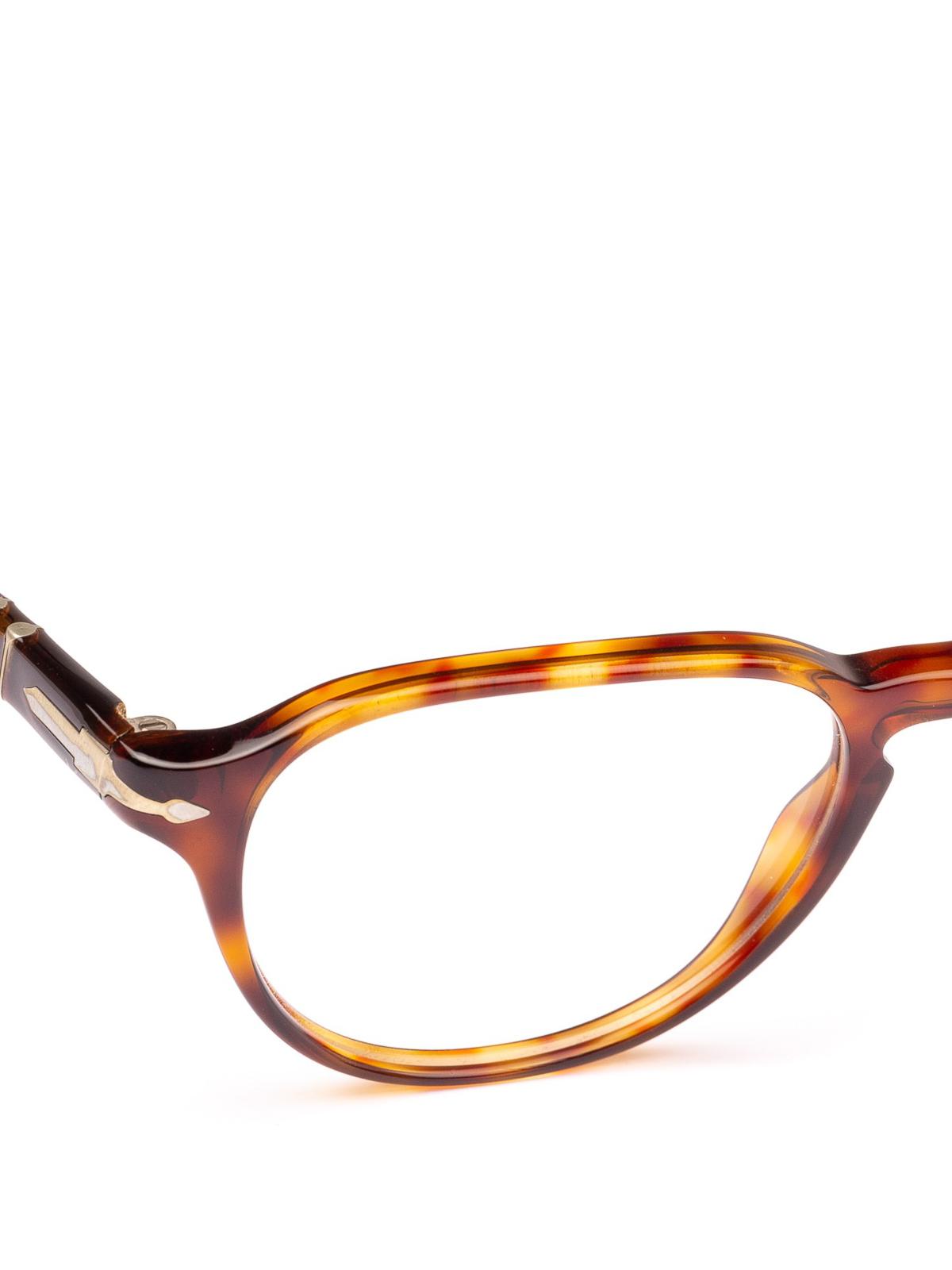Persol - Light havana frame optical glasses - glasses - PO 3053V 24