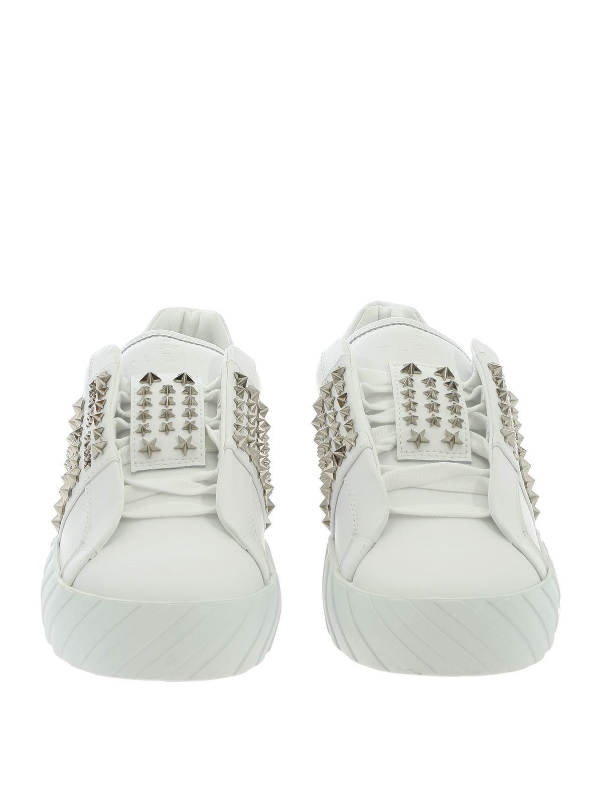 Philipp Plein - Studded sneakers in