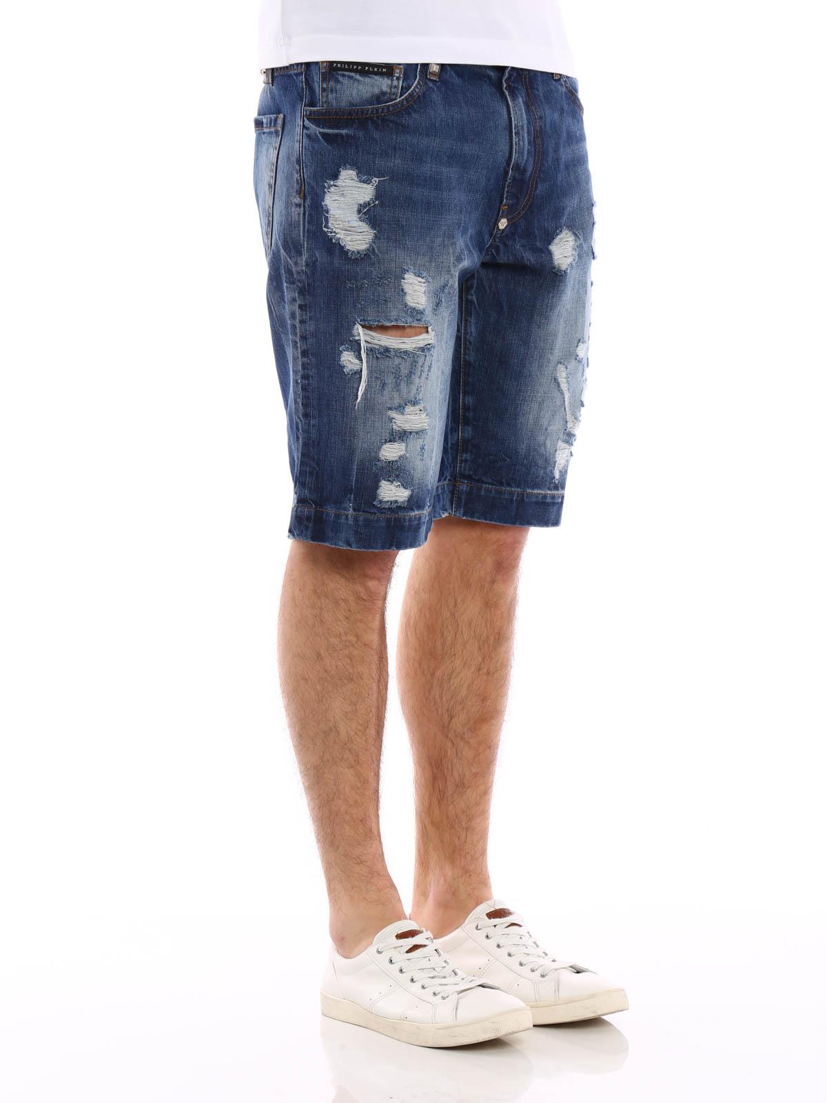 Pantalon - Short Philipp Plein Ff1mStUT