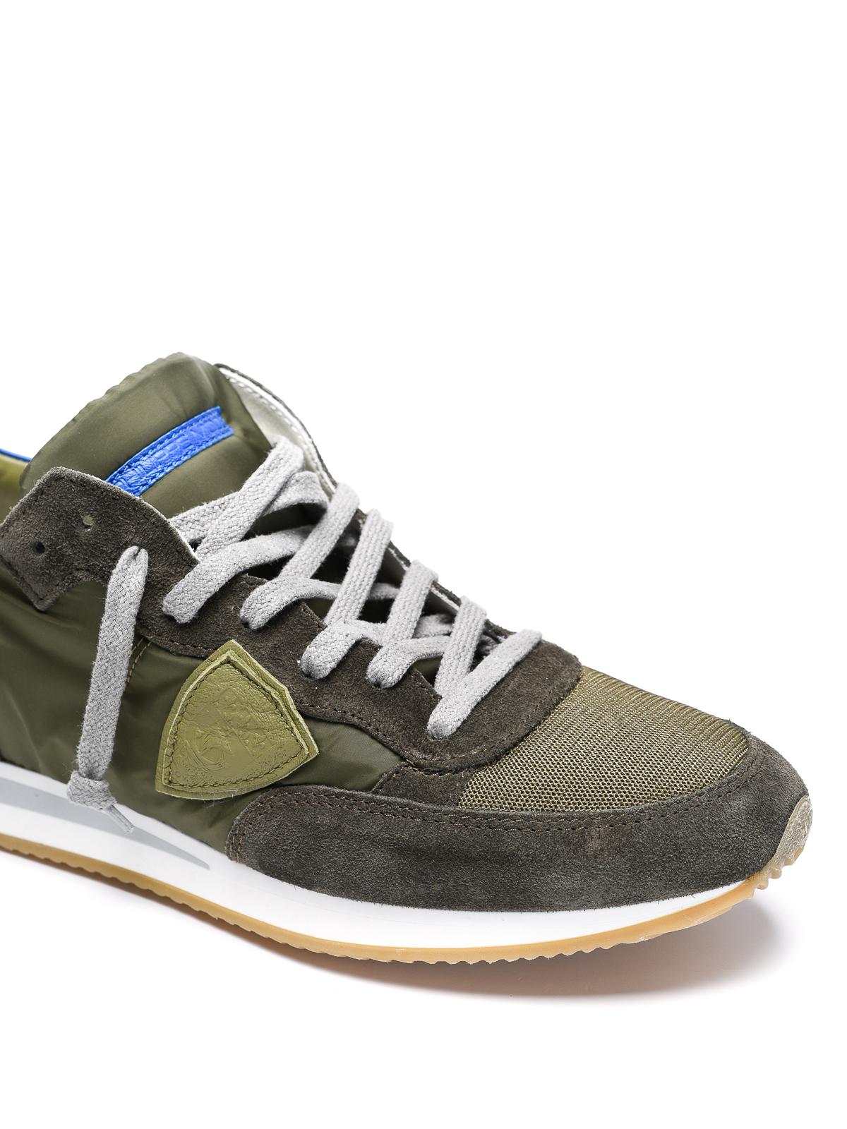 philippe model baskets tropez pour homme chaussures de sport trlu wx33. Black Bedroom Furniture Sets. Home Design Ideas