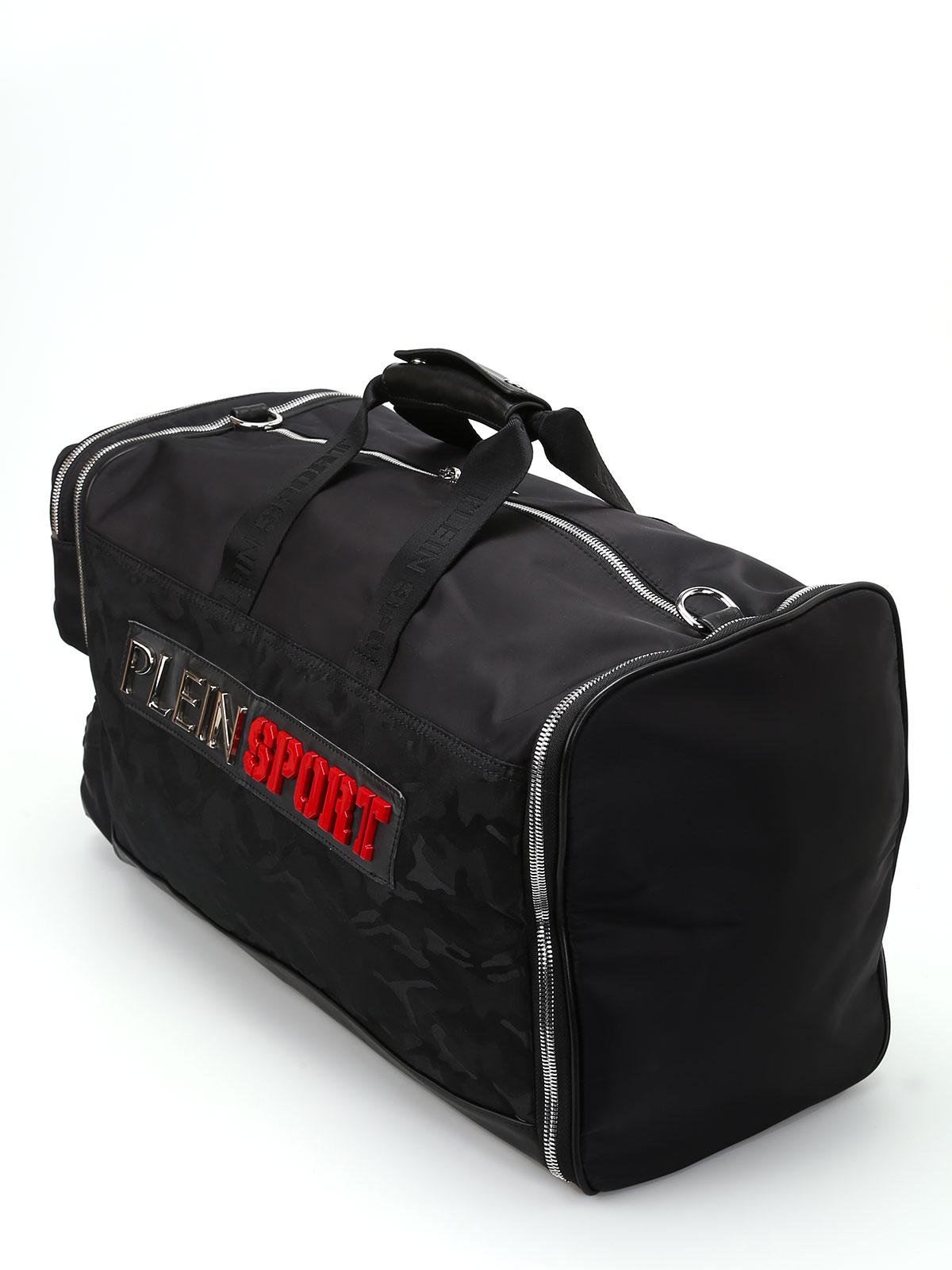 best website 483ba c8073 Plein Sport - Borsone sportivo California - borse sportive ...