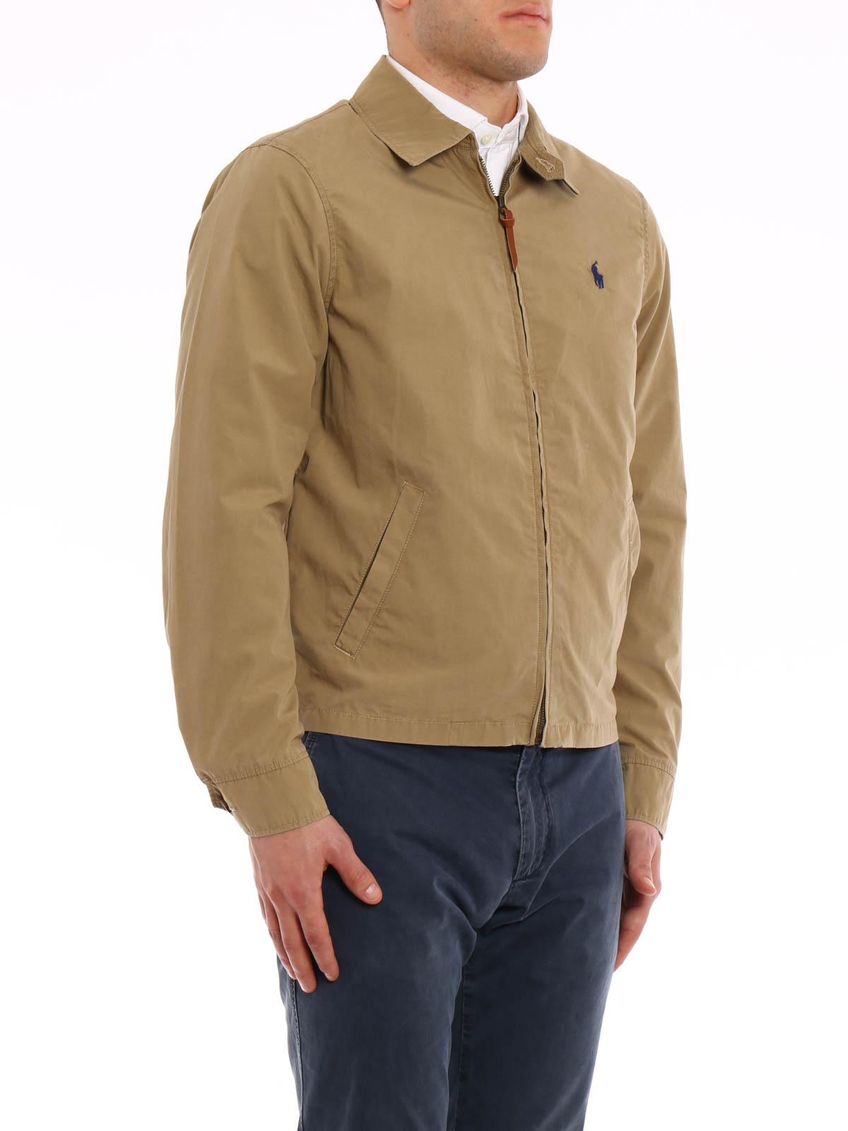 sale retailer 73d9d dcf1d Polo Ralph Lauren - Giubbotto di cotone - giacche casual ...