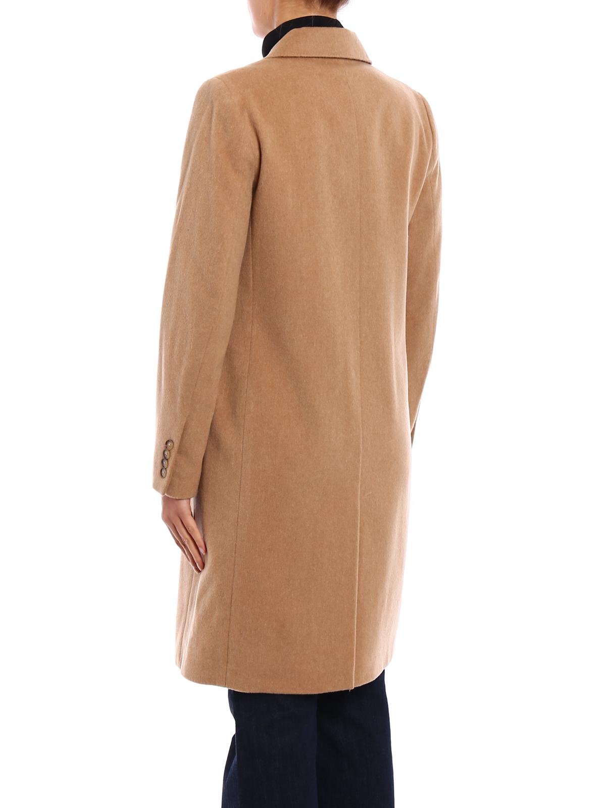 Knee Coat Coats Lauren Cashmere And Wool Ralph Length Polo 8w0ONnvm