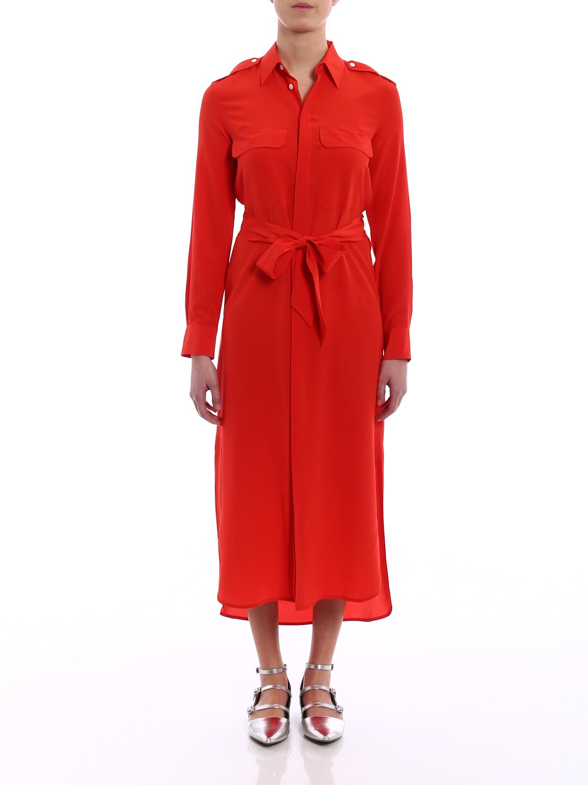 Polo Ralph Lauren - Maxi Robe - Rouge - Maxi robe - 211707985002 aabb5b6aab8