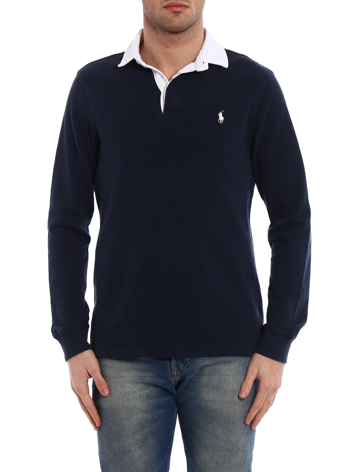 iKRIX POLO RALPH LAUREN: polo shirts - Iconic Rugby cotton polo shirt