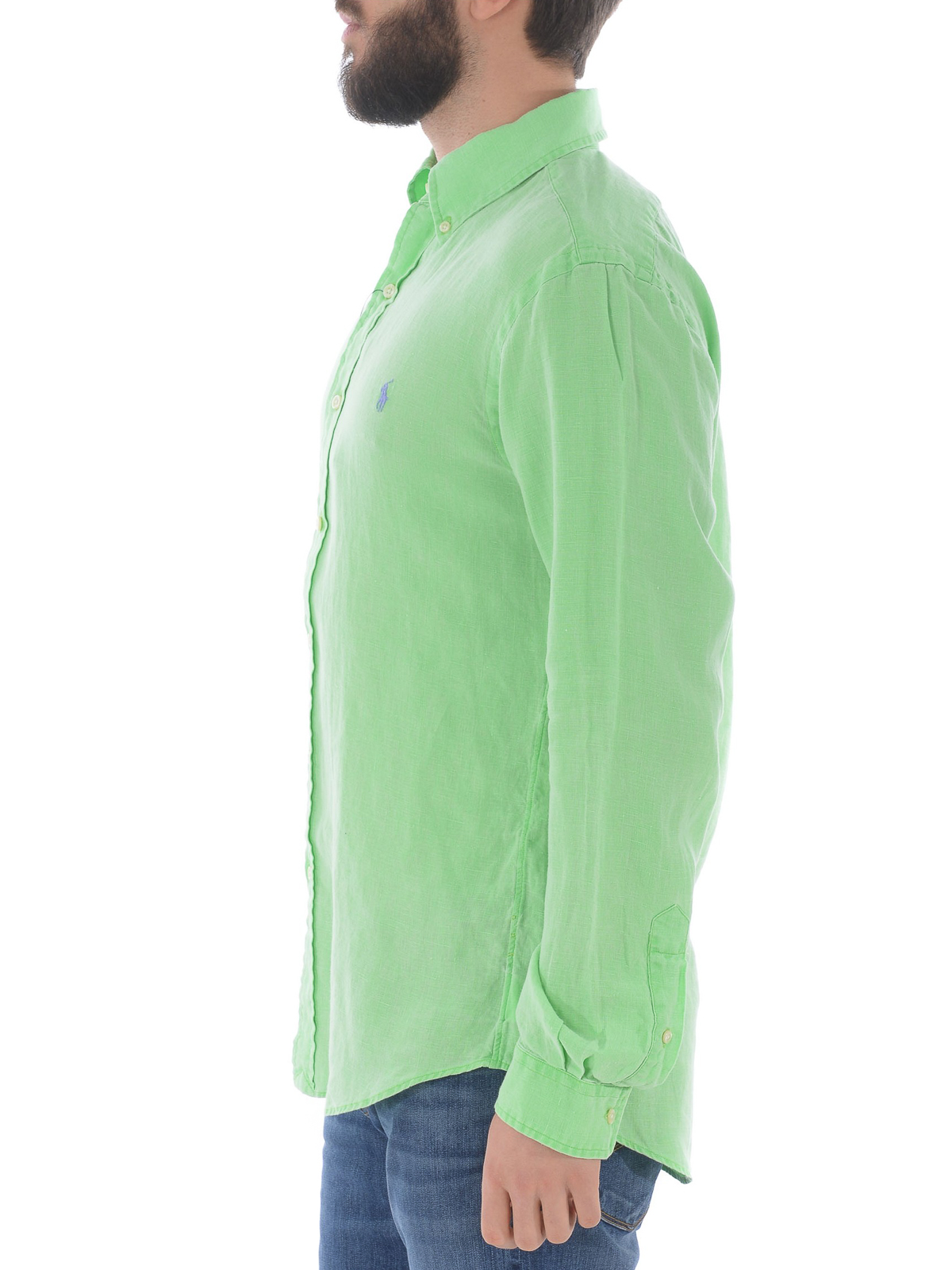 hot sales 076a4 aa576 Polo Ralph Lauren - Hemd - Slim Fit - Hemden - 744906007 ...
