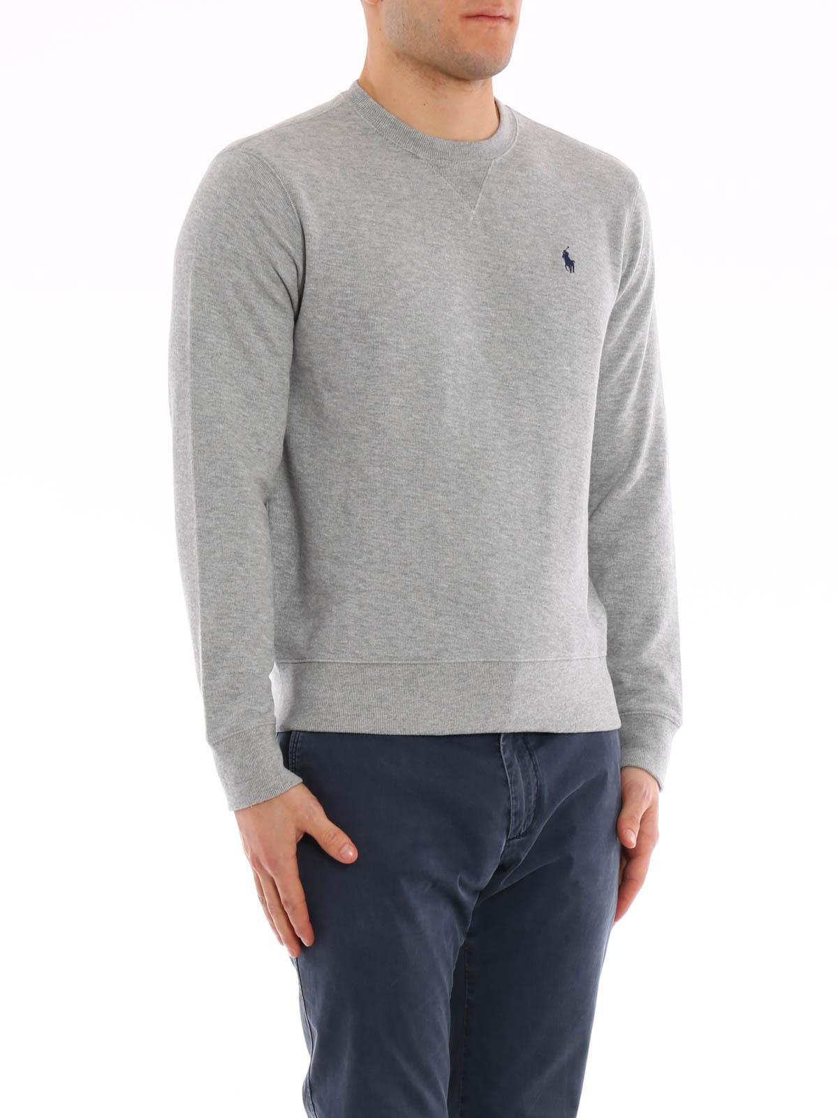04a2c21eb iKRIX POLO RALPH LAUREN  Sweatshirts   Sweaters - Cotton crew neck  sweatshirt