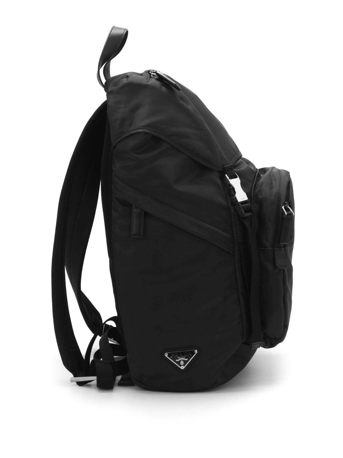 Fabric backpack by Prada - backpacks | iKRIX