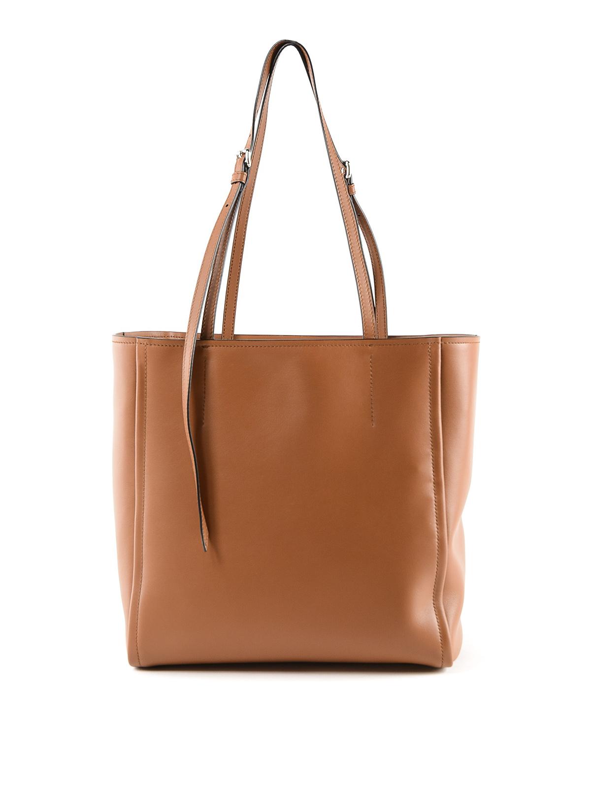 6d3ae8442118 Prada - Concept small leather tote bag - totes bags - 1BG2092B2J XI1