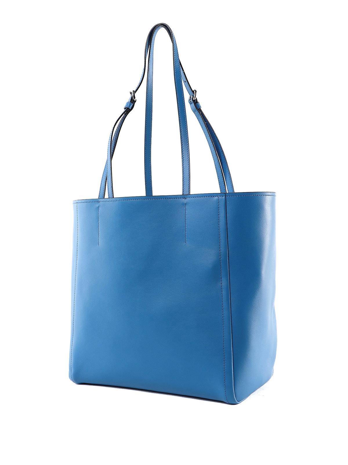 1c3e5f619aae Prada - Concept small leather tote bag - totes bags - 1BG2092B2JYFI
