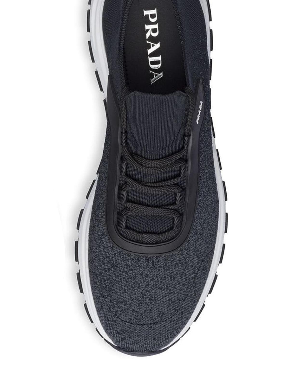 Prada - Match Race sneakers - trainers