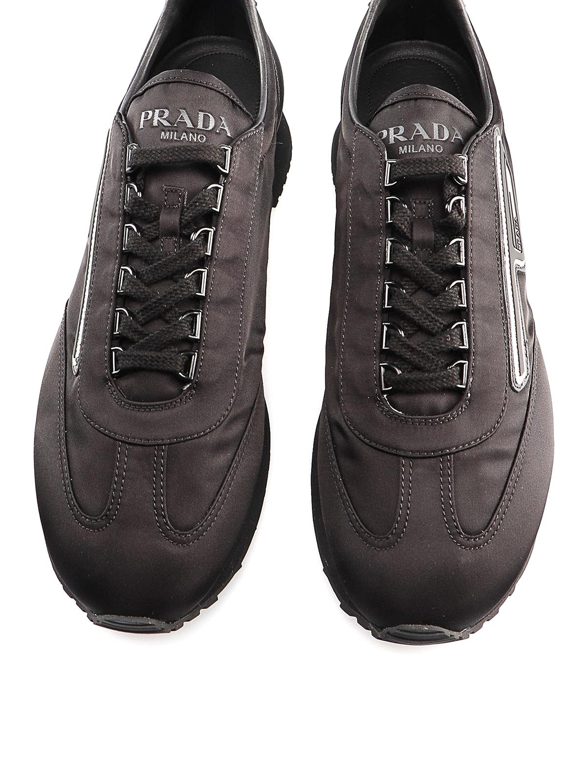 Prada - Milano 70 nylon sneakers