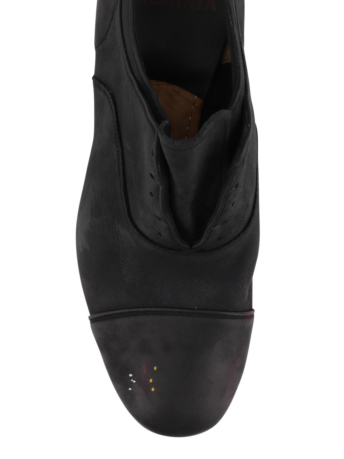 nuovo stile di vita vendita scontata più recente Premiata - Scarpe Oxford senza lacci - scarpe stringate - PREMI753