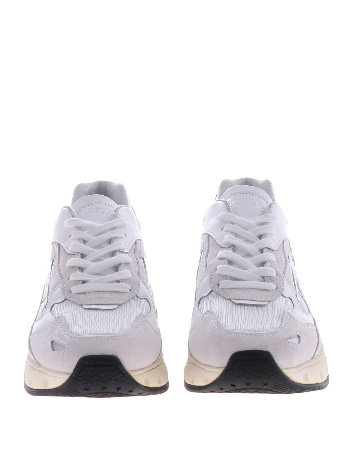 Sneakers Chunky Sharky bianche