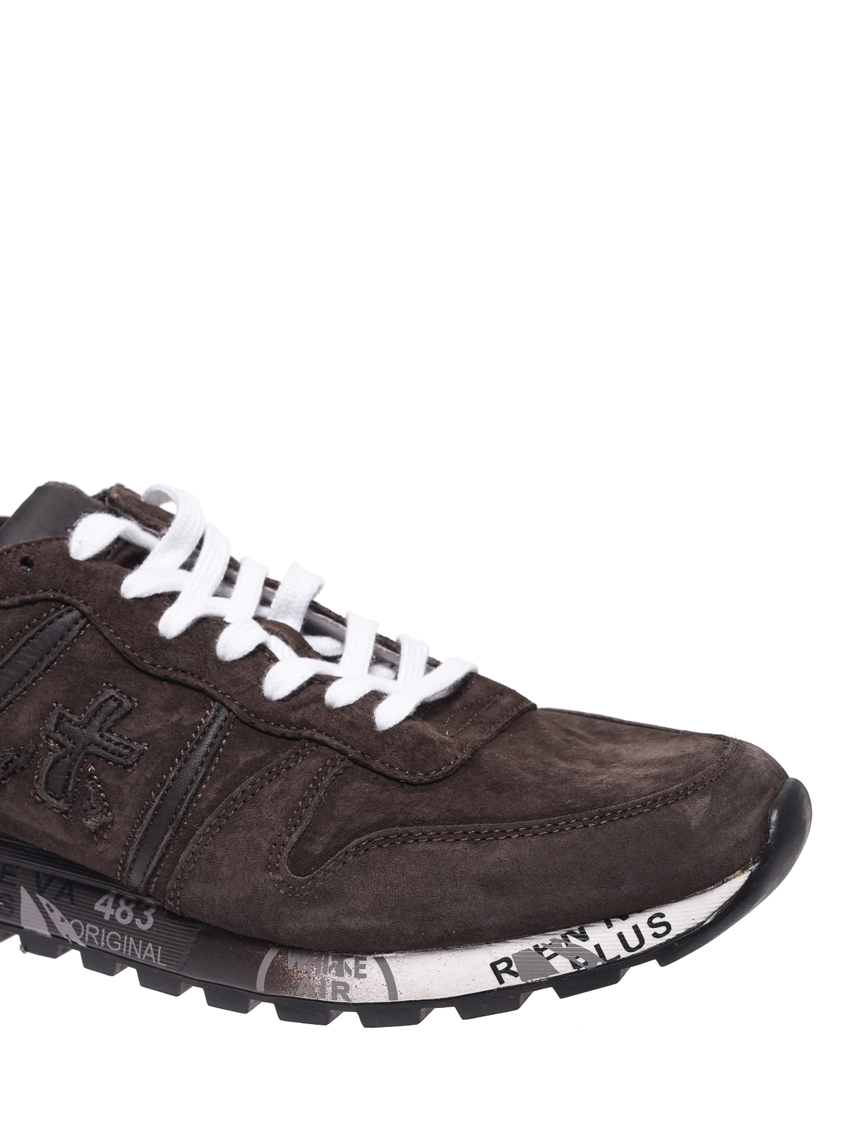 Premiata Men/'s Shoes Eric Trainer