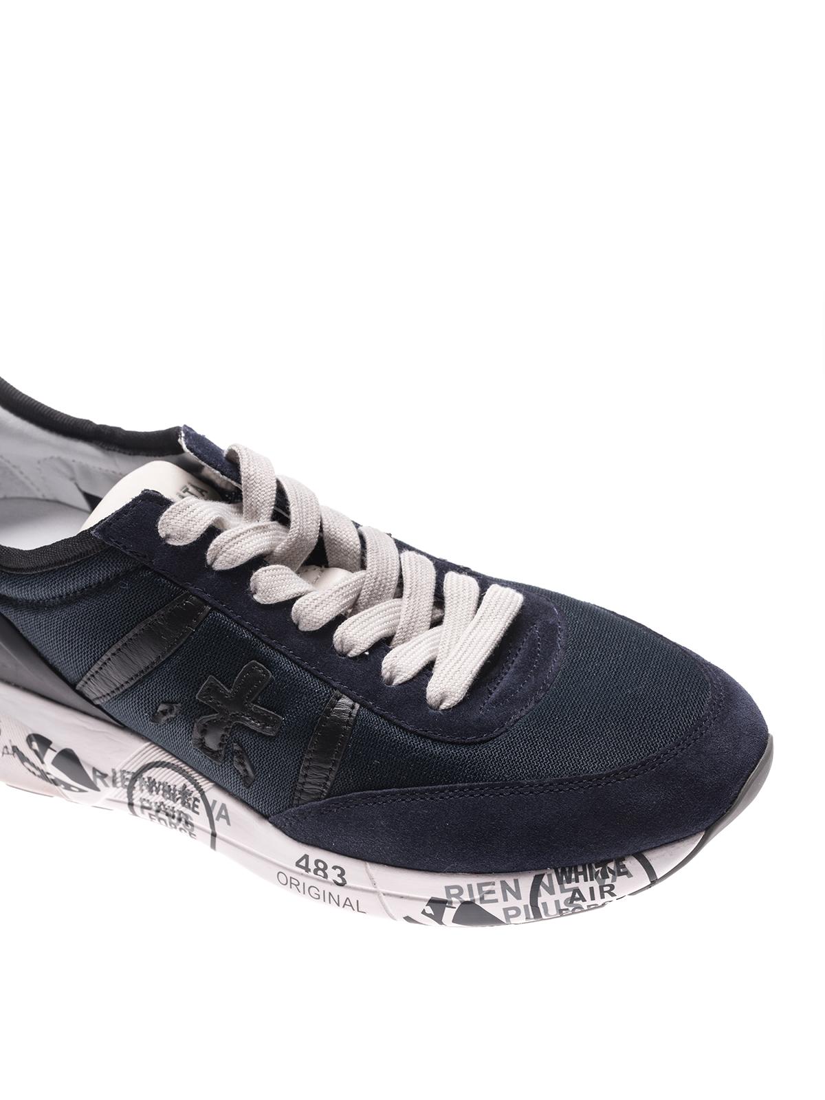 Blue Hanzo sneakers Premiata 8c8t8nSg