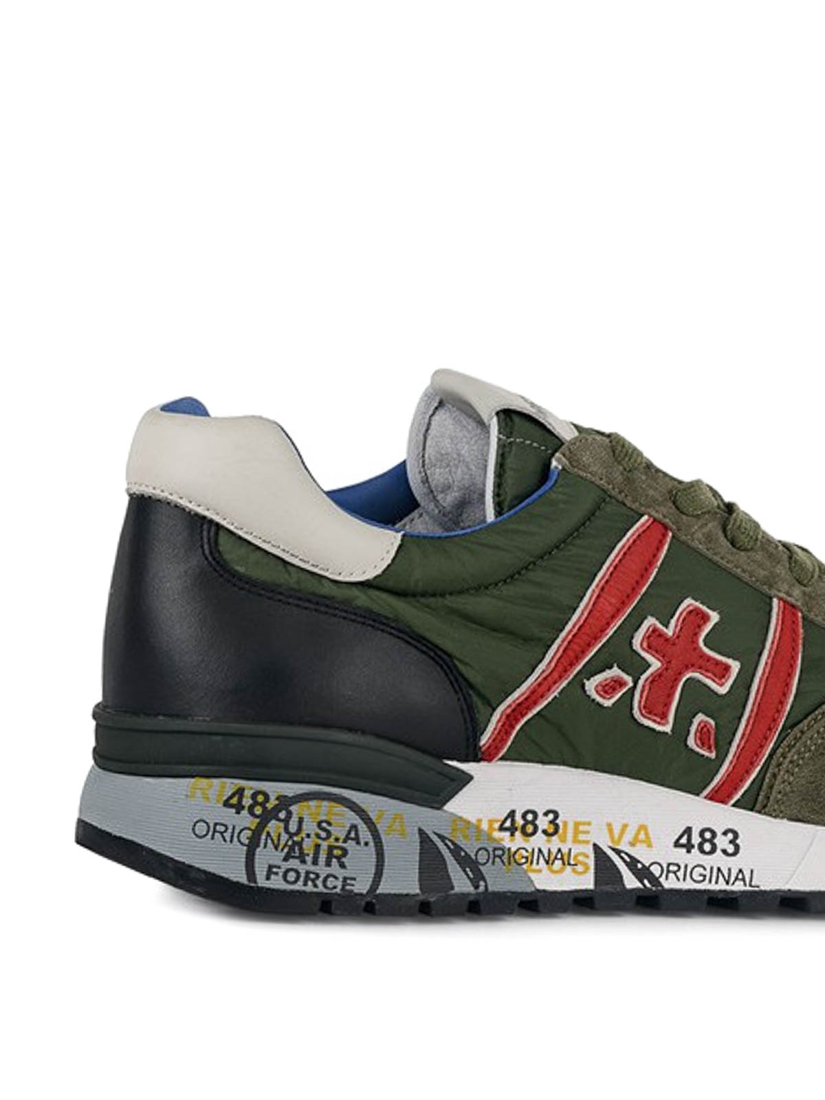 9dad3ce30e519 Premiata - Sneaker Lander 1458 - sneakers - LANDER 1458