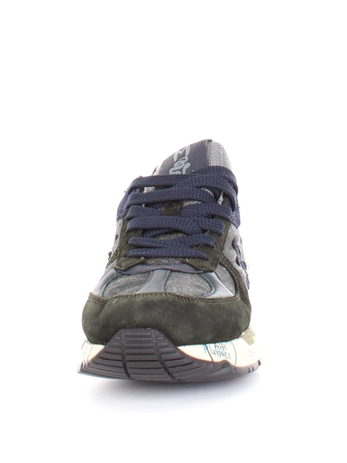 SNEAKERS MASE SUOLA IN GOMMA MADE IN ITALY