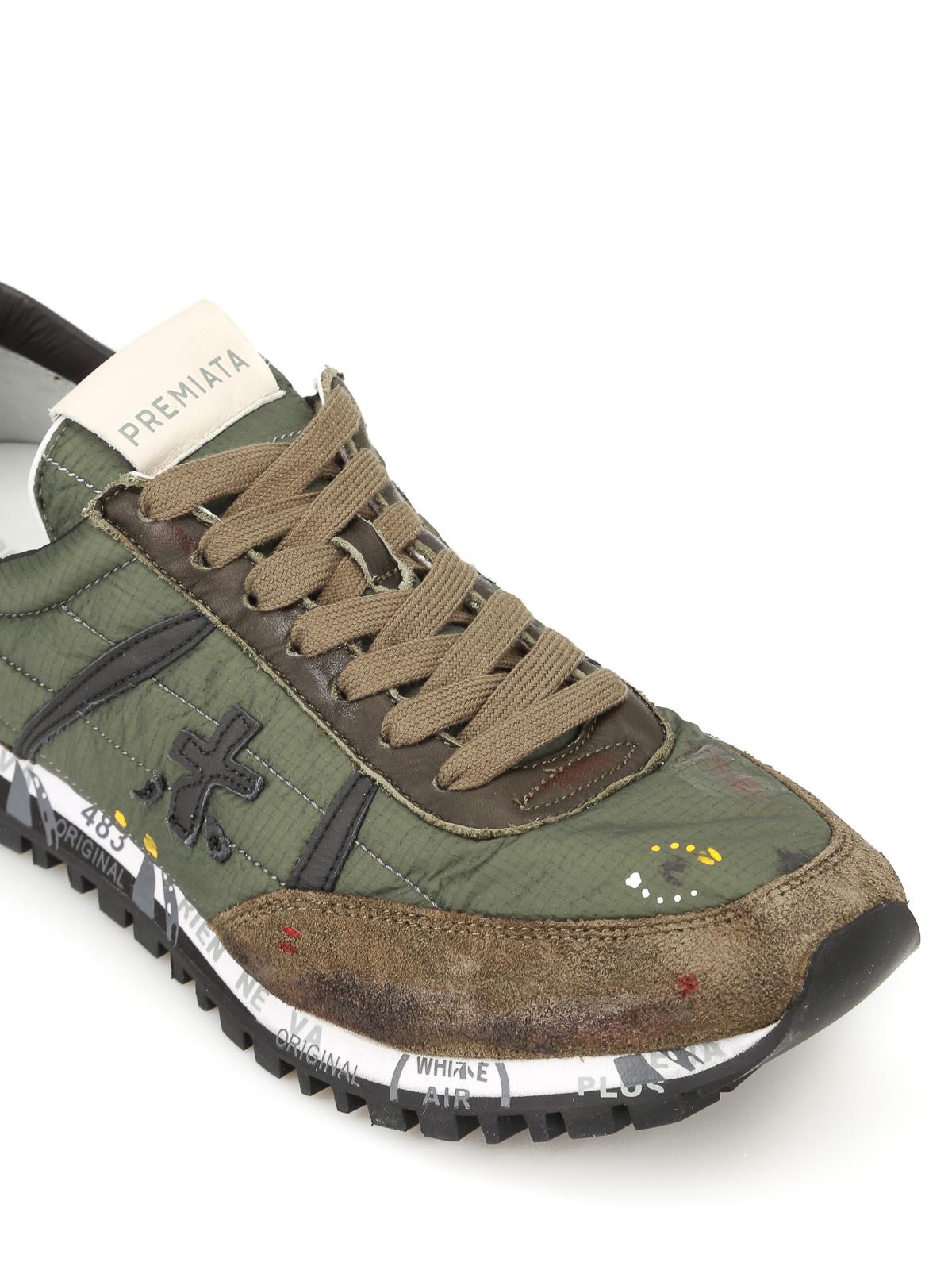 eccezionale gamma di colori prestazioni superiori grande sconto per Premiata - Sean sneakers - trainers - SEAN2897   Shop online ...