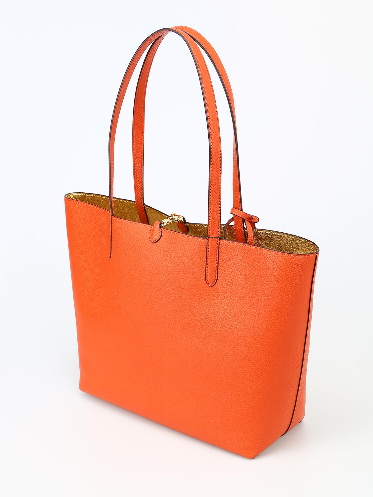 5fe0a286b4 ... iKRIX RALPH LAUREN  totes bags - Merrimack orange and gold reversible  tote ...