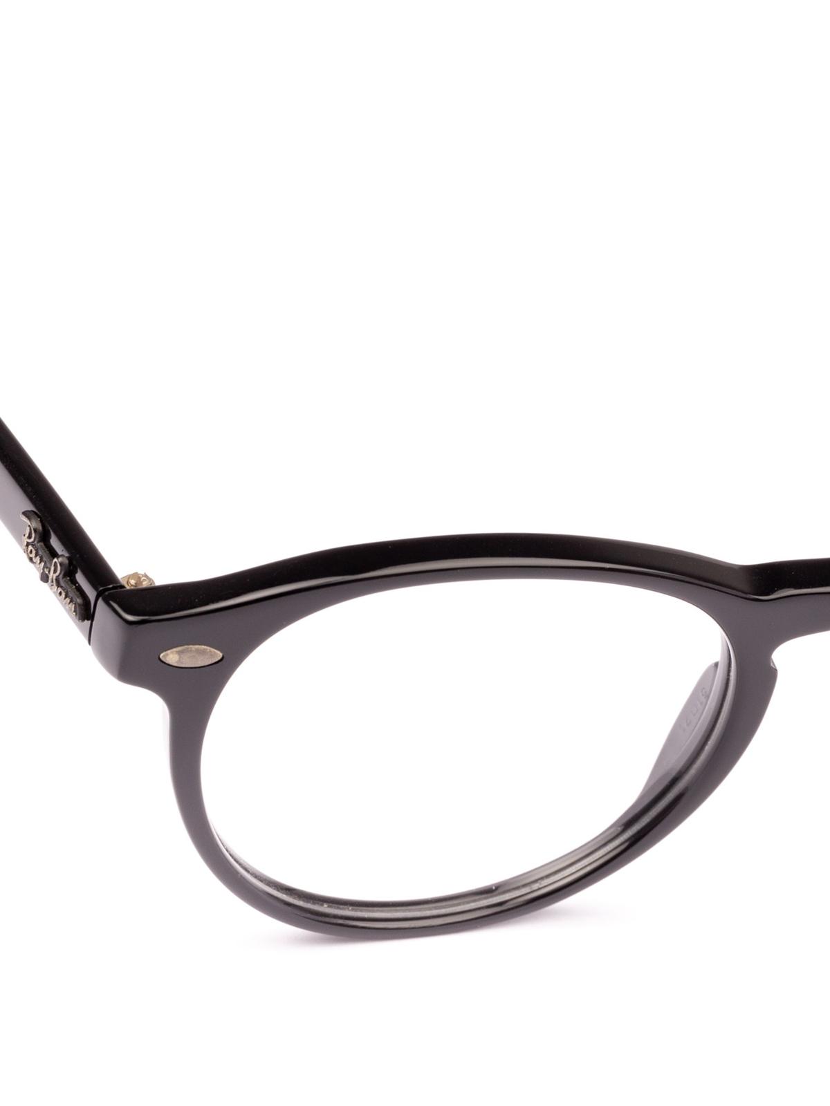 Ray Da Vista Con Nera Ovali Ban Montatura Occhiali rOqxwrU