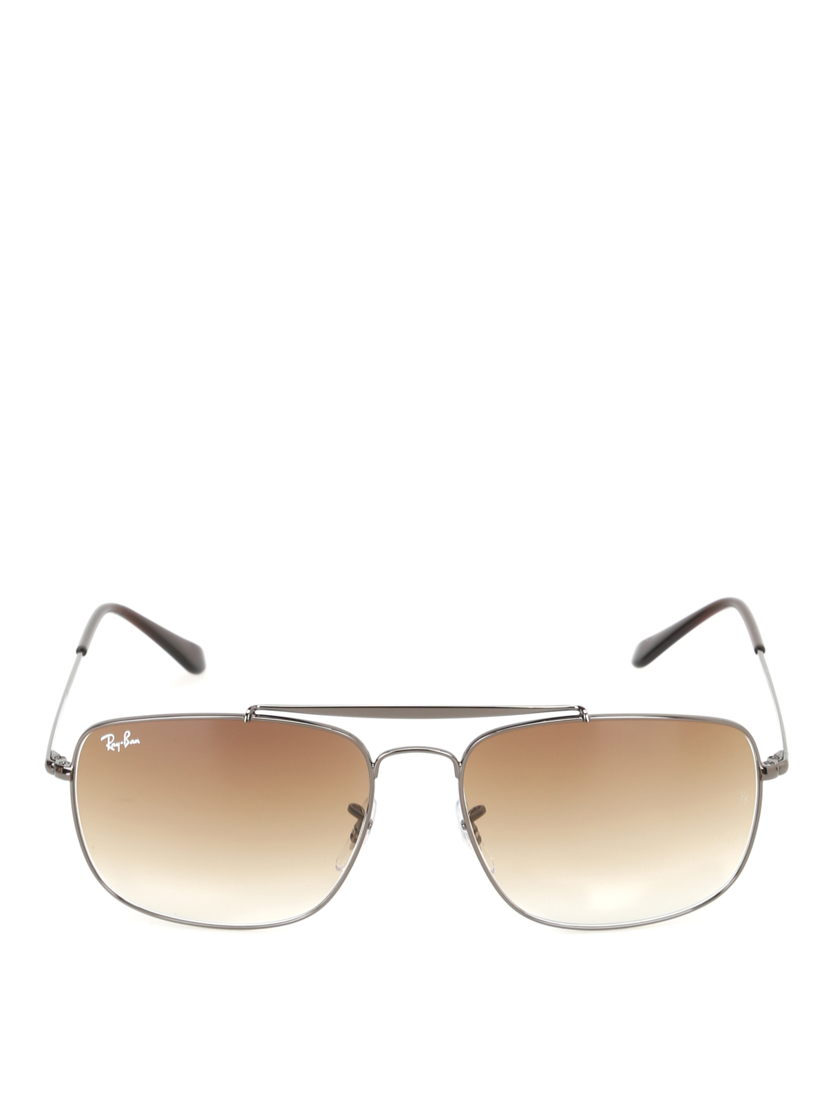 e32fe811f9 Ray Ban - The Colonel dark grey sunglasses - sunglasses - RB3560 004 51