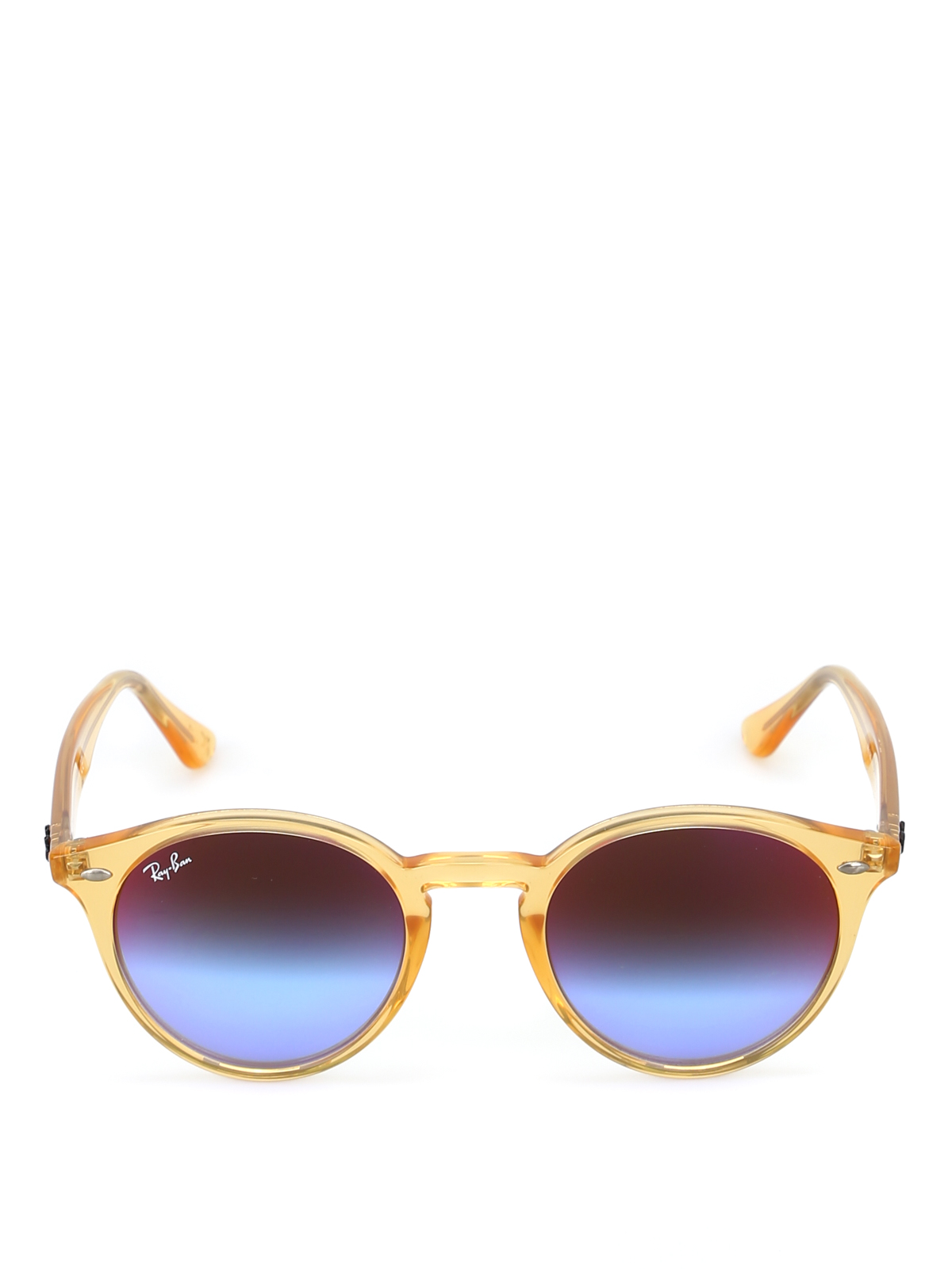 c15294598a Ray Ban - Violet and blue lenses sunglasses - sunglasses - RB2180 ...