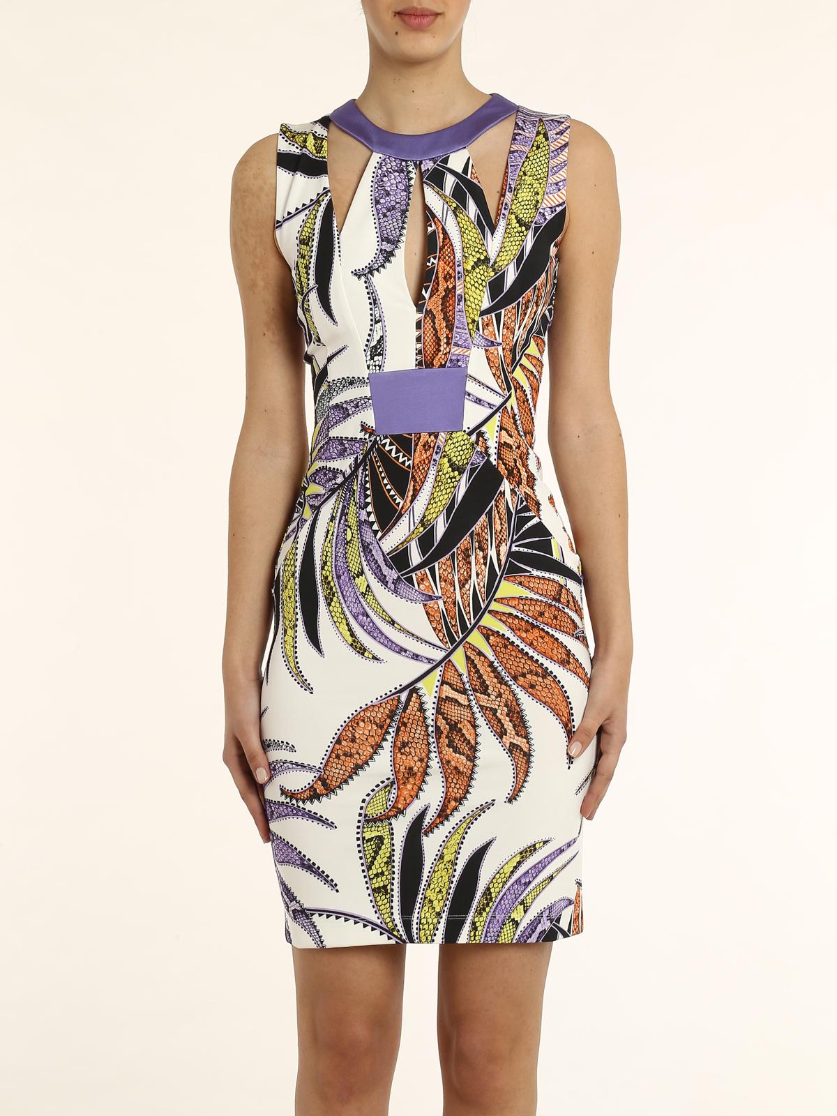 Dresses Short Just Cavalli