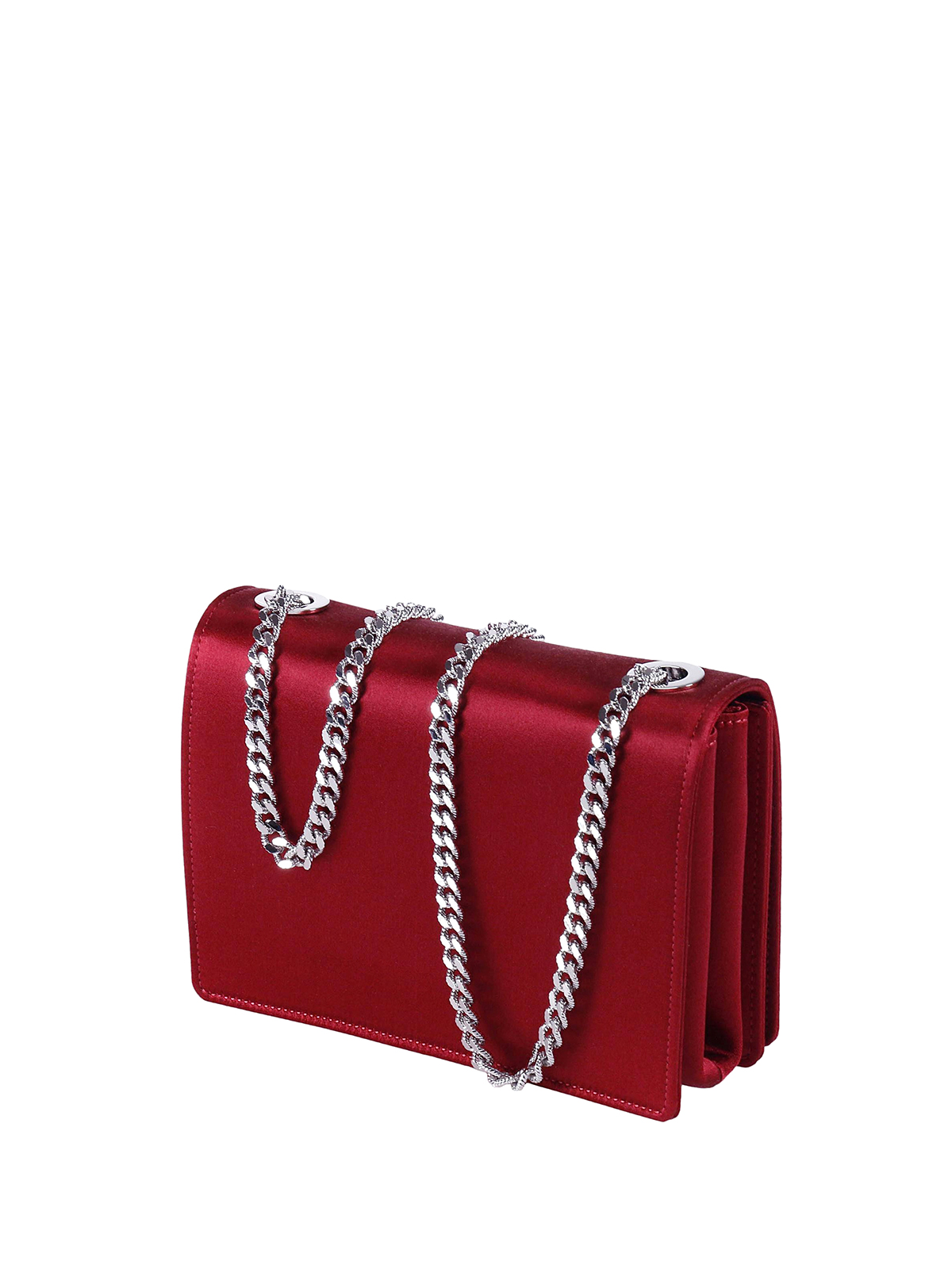 9645ed7caa iKRIX ROGER VIVIER  cross body bags - Pilgrim Micro embellished satin bag