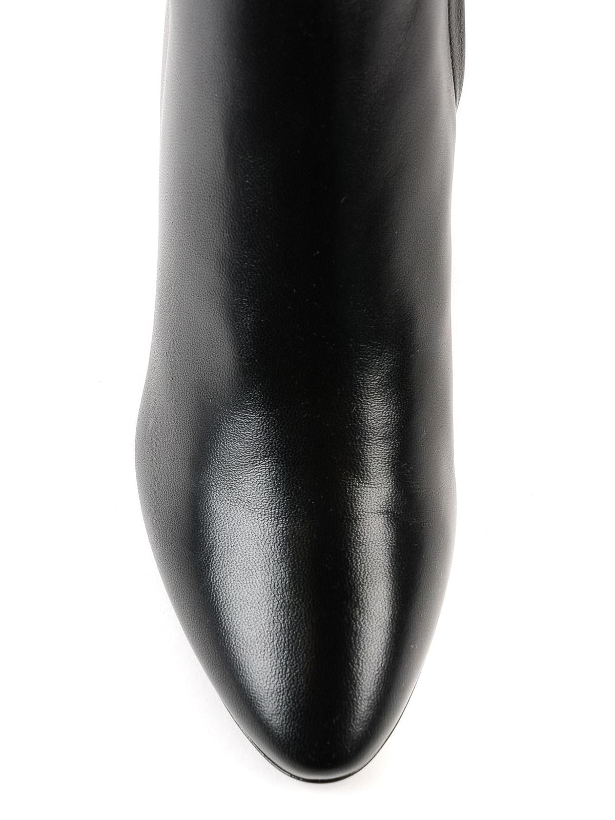 Saint Laurent - Lou ankle boots - ankle