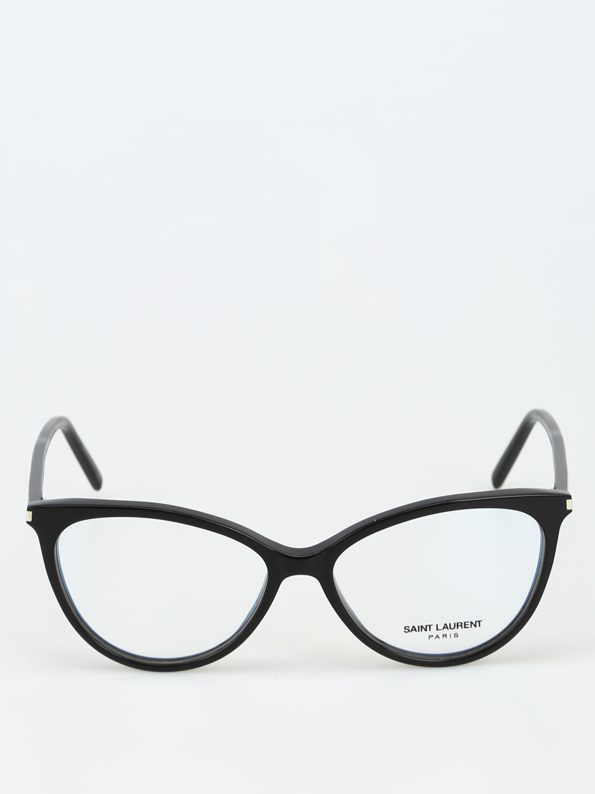 88e7a99303b Saint Laurent - Black cat eye eyeglasses - glasses - SL261001 ...