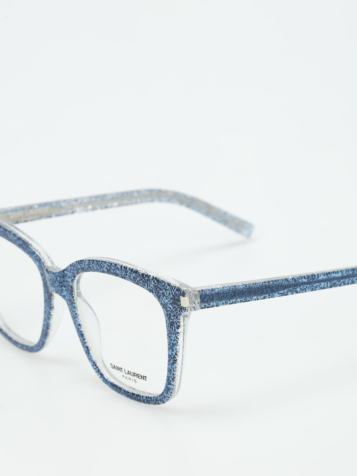 e7c9d1e726 iKRIX SAINT LAURENT  Glasses - Thick frame round glasses