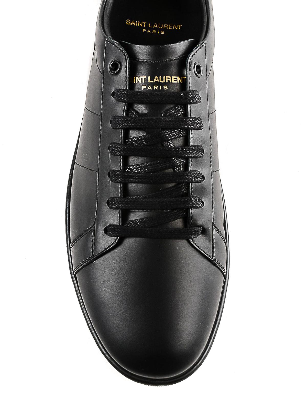 Saint Laurent - Signature total black