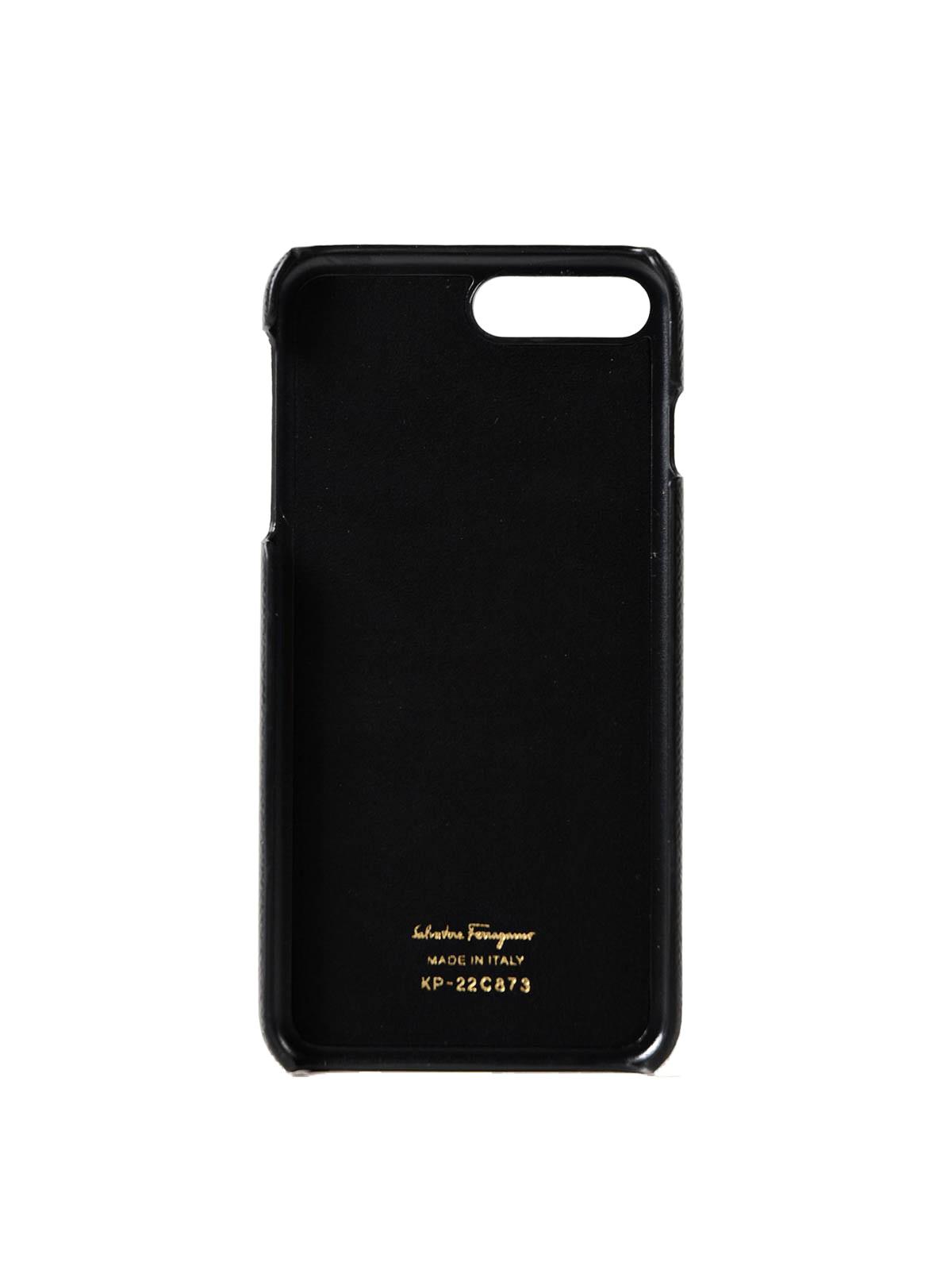 best website cd8cb 9b294 Salvatore Ferragamo - iPhone 7 Plus Vara bow case - Cases & Covers ...