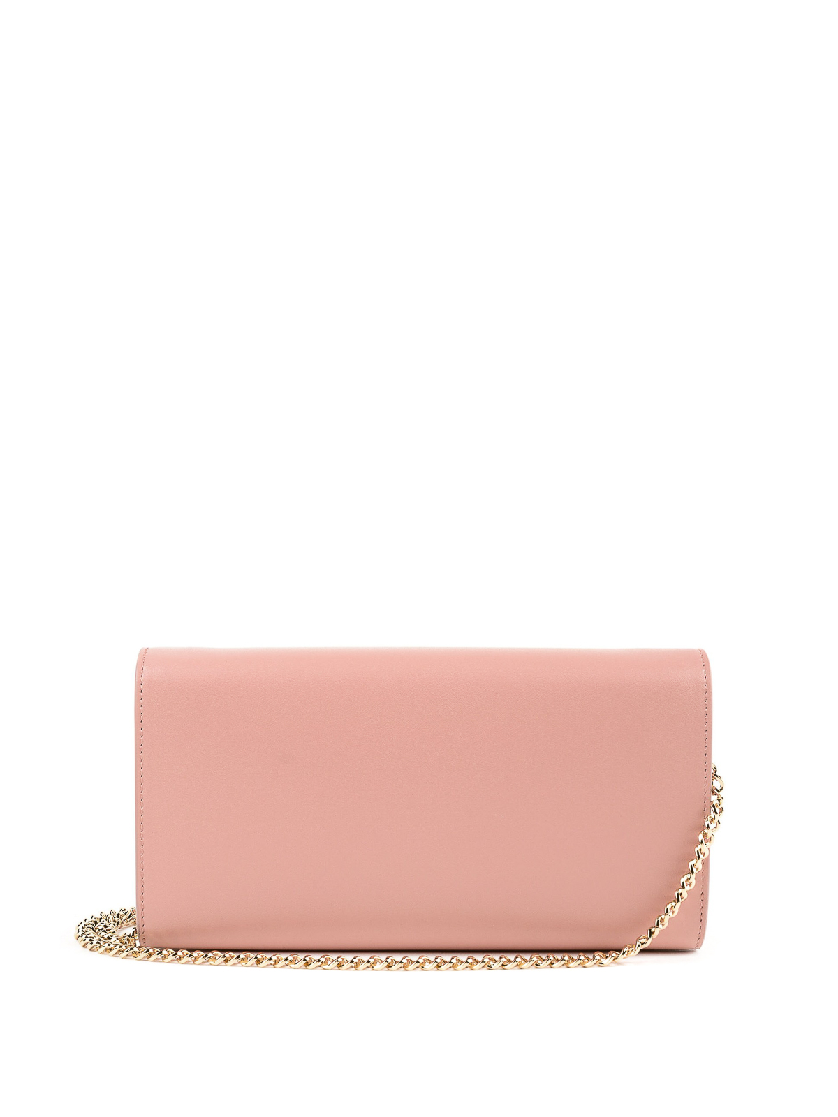 Bow Pink Clutch Ferragamo Ikrix Salvatore Vara Cartera Embragues 48fXHw