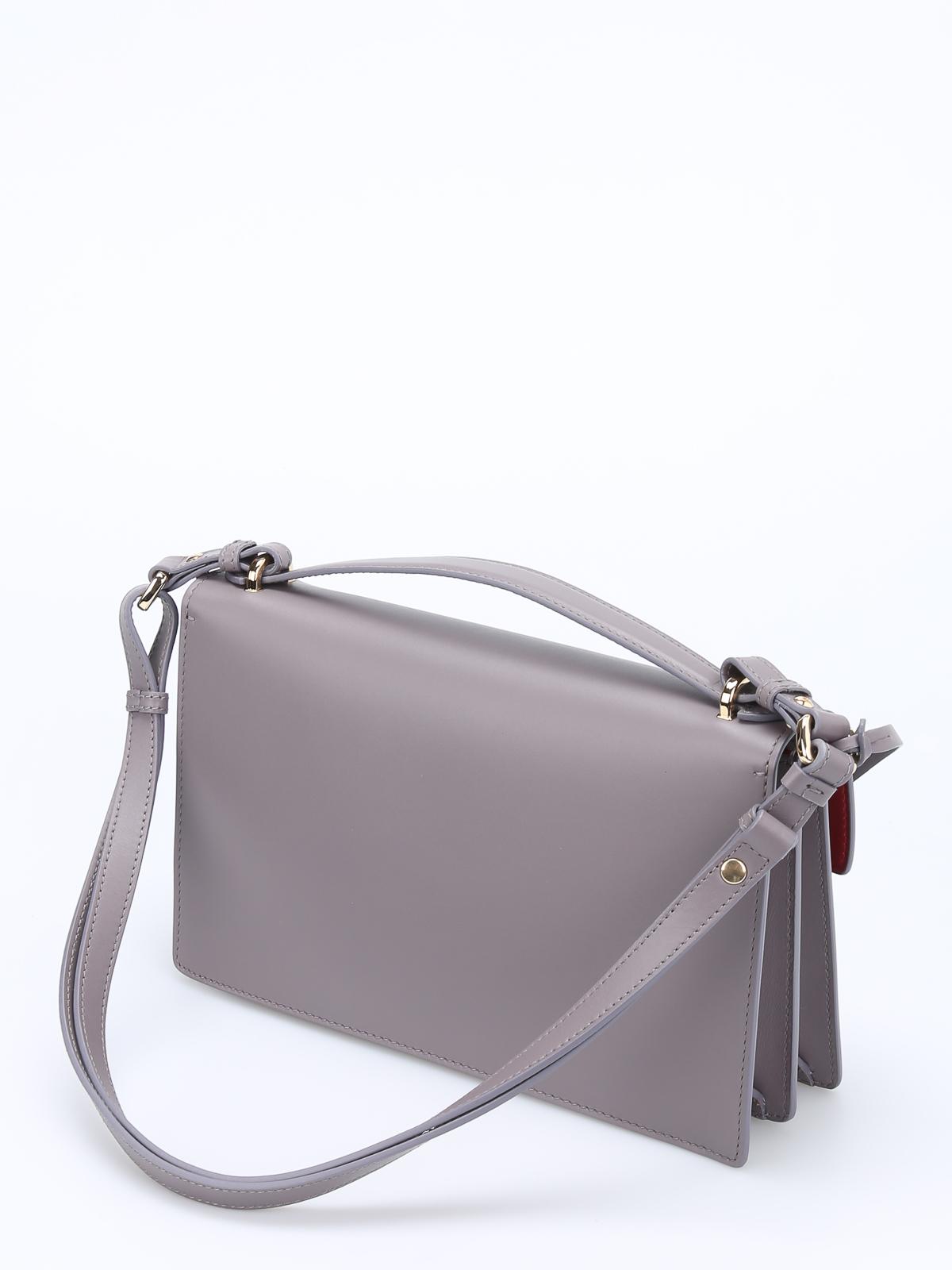cda8ec8553 iKRIX SALVATORE FERRAGAMO  cross body bags - Aileen leather crossbody bag
