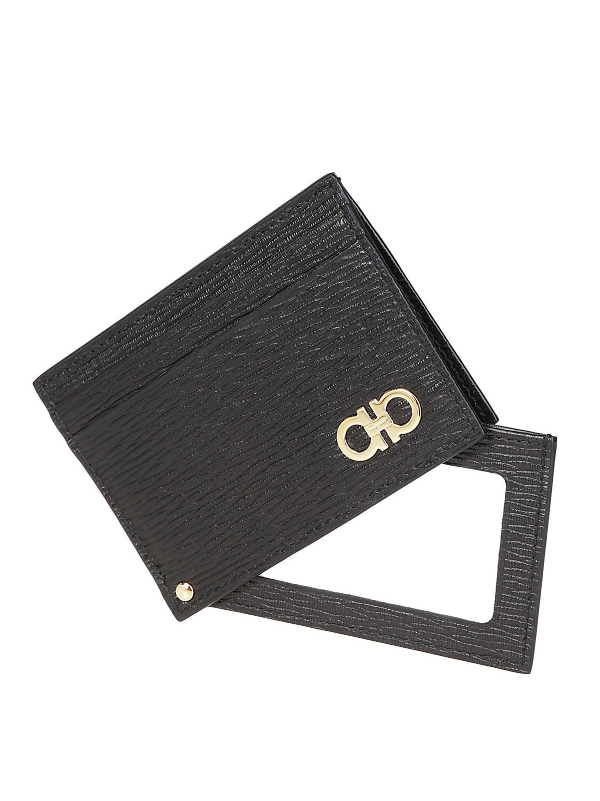 39f027d4ec iKRIX SALVATORE FERRAGAMO: portafogli - Porta carte e documenti in pelle