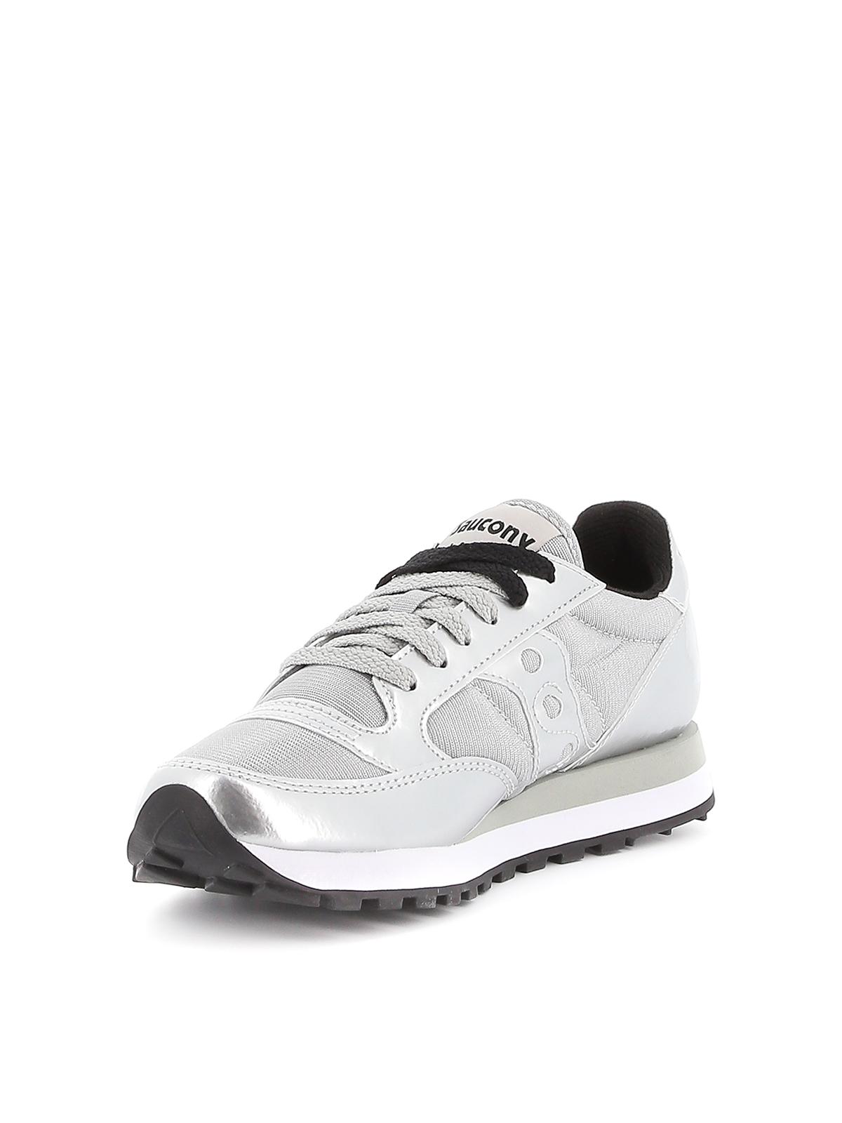 Saucony - Jazz Original silver sneakers