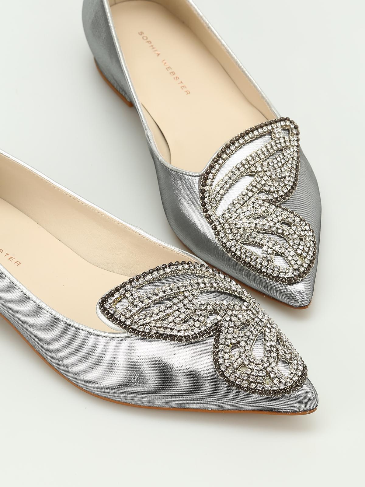 SOPHIA WEBSTER Bibi ballerina shoes fSCj5