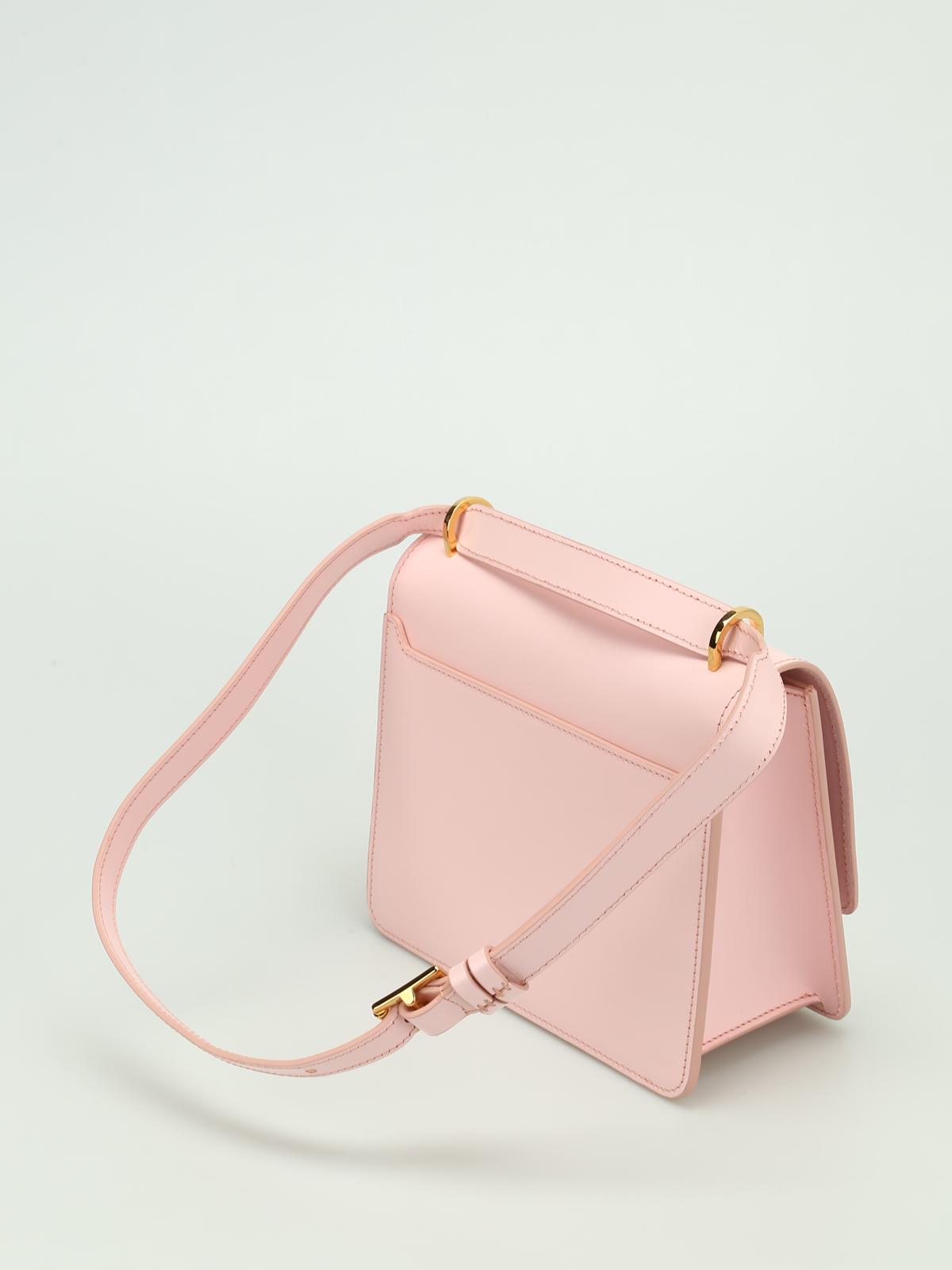 Sophie Hulme - Medium Straw leather bag - shoulder bags - BG246LE ... e285ab0f8412e