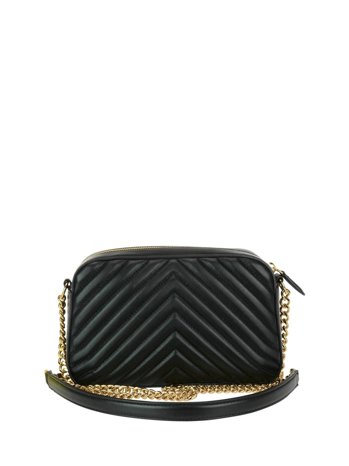 7d9ea86ff1 iKRIX STELLA McCARTNEY  cross body bags - Stella Star black quilted small  bag