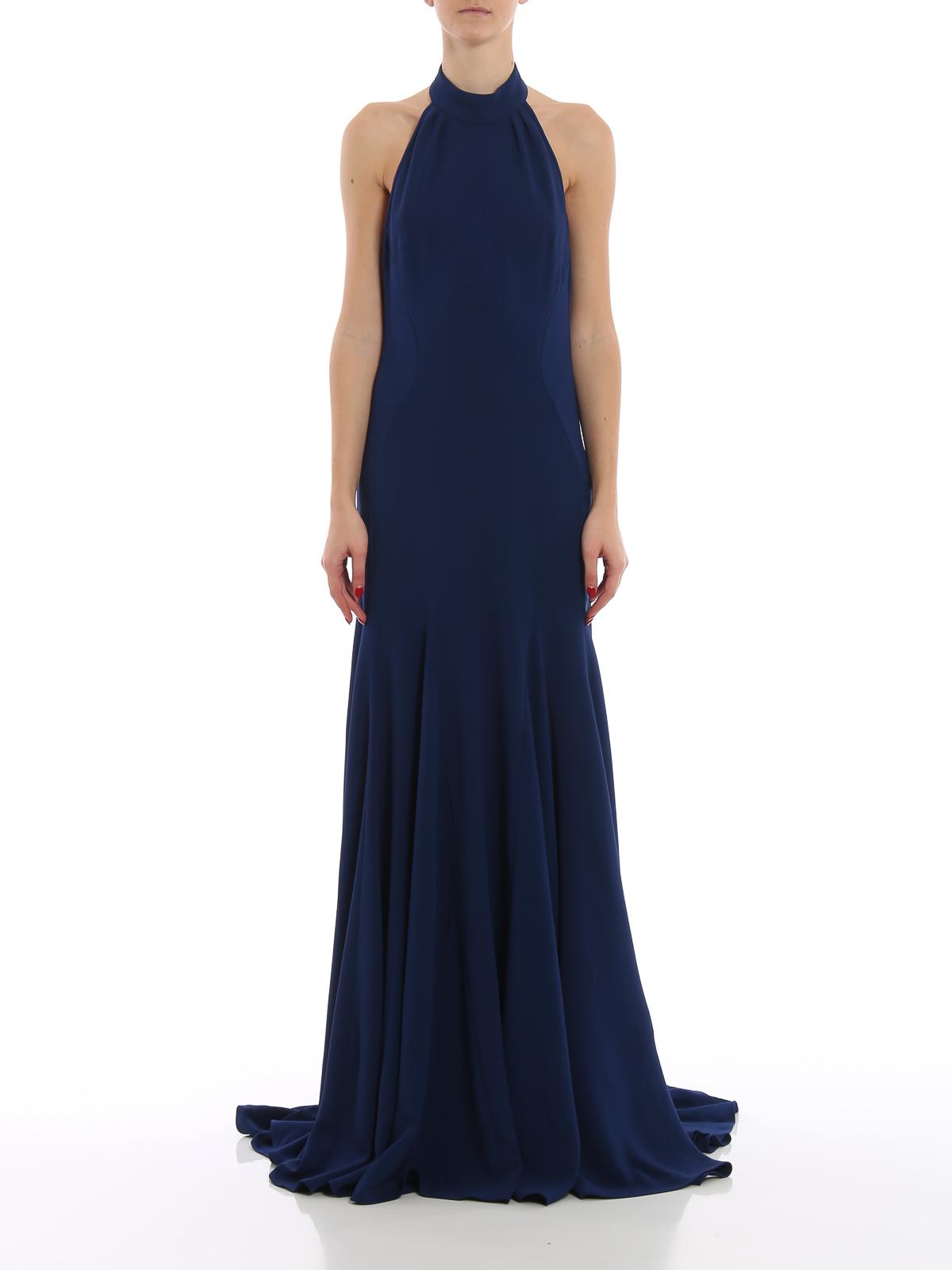 Stella Mccartney - Abendkleid - Dunkelblau - Abendkleider