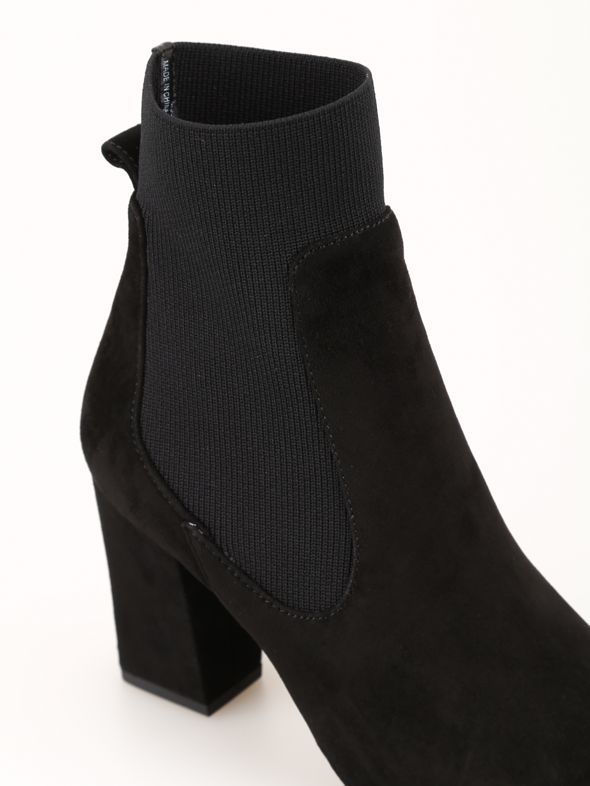 Steve Madden Richter Ankle Boot Black