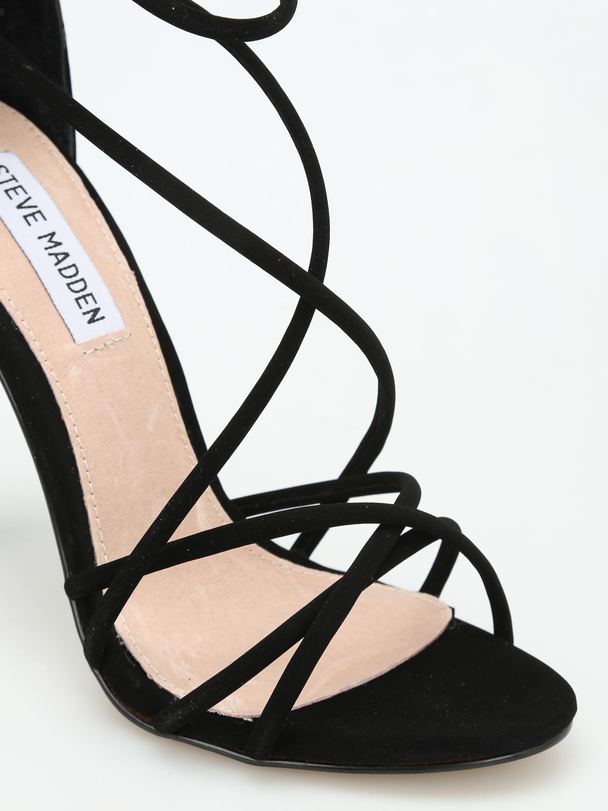 c6dbca9ae66 Steve Madden - Satire sandals - sandals - SATIRE BLACK