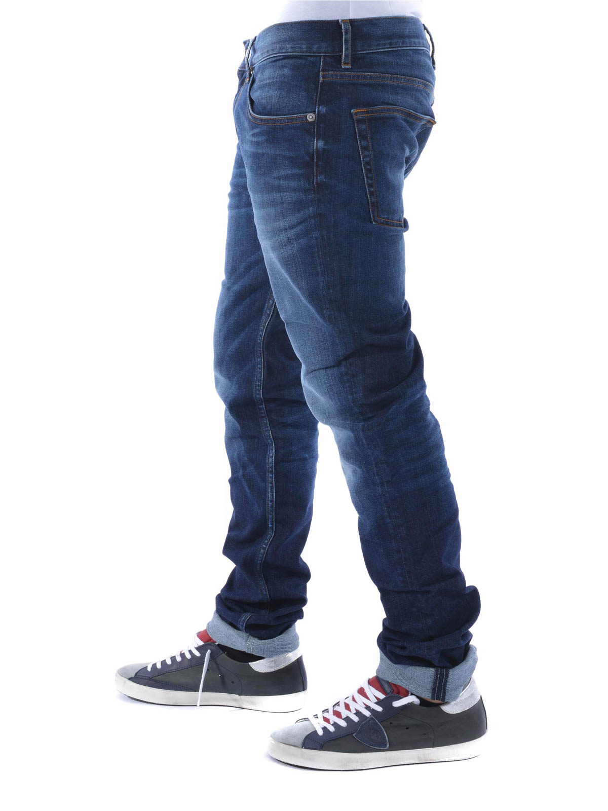 REAL skinny jeans by Stone Island - skinny jeans | iKRIX
